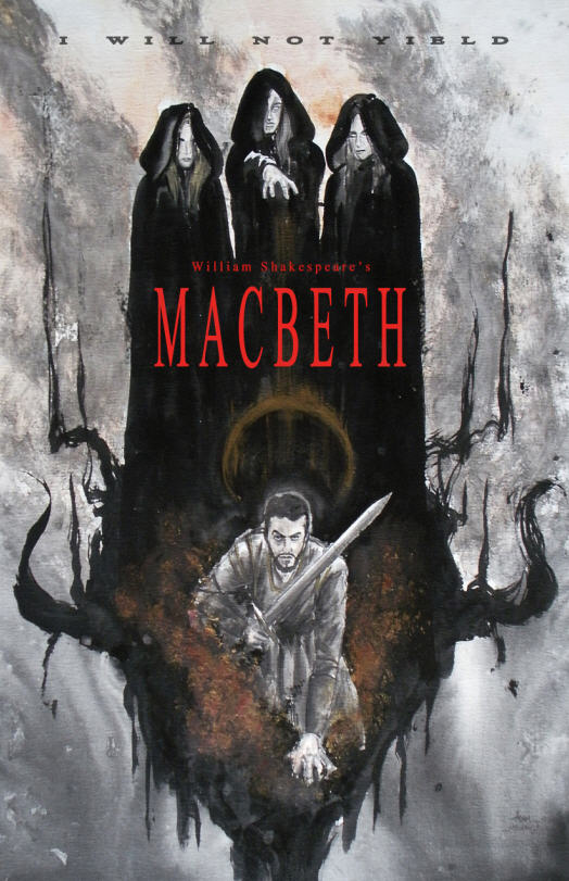 an analysis of the character and tragedy of macbeth a play by william shakespeare But shakespeare's characters who rely on ghosts and otherworldly portents (macbeth, hamlet, lear) usually don't fare well in the end character of macbeth at the beginning of the play, macbeth is celebrated as a brave soldier and is rewarded with a new title from the king.