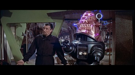 Forbidden Planet Robby the Robot[1]