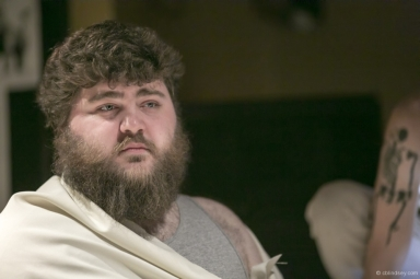 Zeke Eastman as Agamemnon