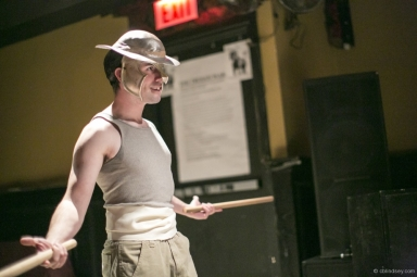 Jay Donley as Achilles