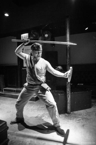 Wyatt Weber as Hector