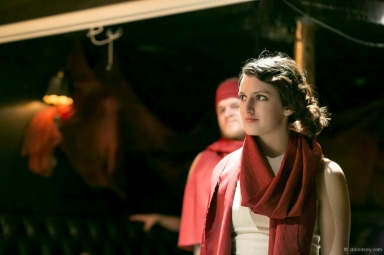 Charlotte Ostrow as Paris