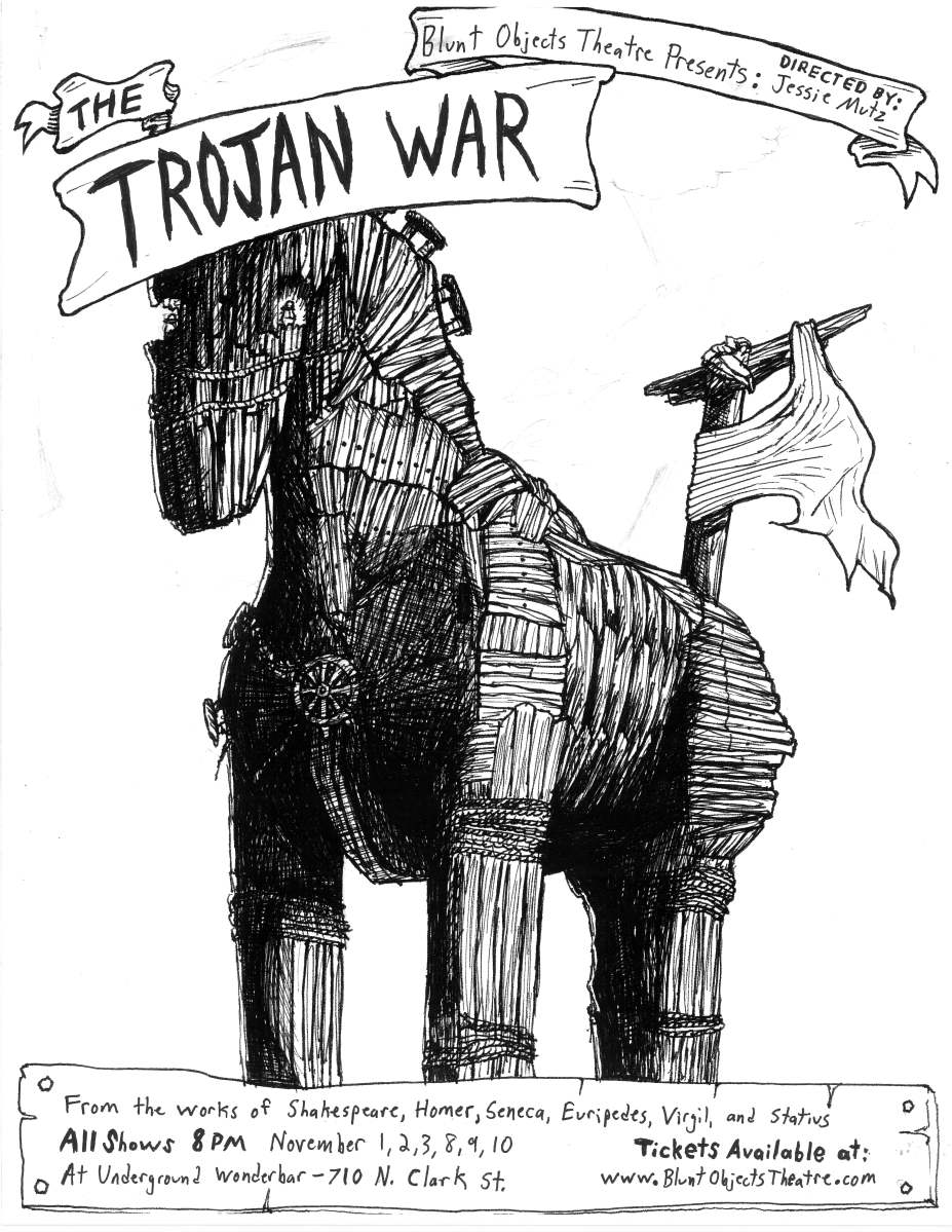 cause of the trojan war The trojan war, fought between greeks and the defenders of the city of troy in anatolia sometime in the late bronze age, has grabbed the imagination.