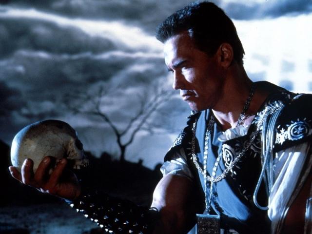 Schwarzenegger-as-Hamlet